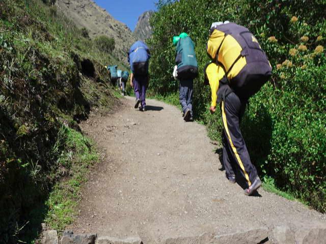 Inca Trail Glamping