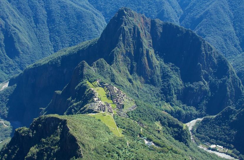 Machu Picchu One Day Hike with Machu Picchu Mountain