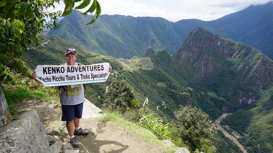 Machu Picchu One Day Hike with Sun Gate Trek