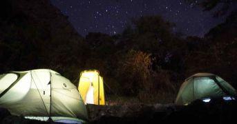 camping on salkantay trek