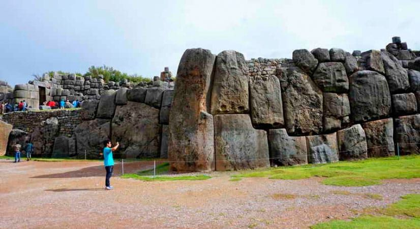 Sacsayhuaman inca site