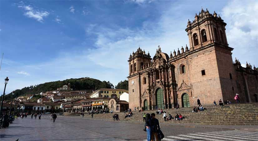experience a city tour in cusco once in your life