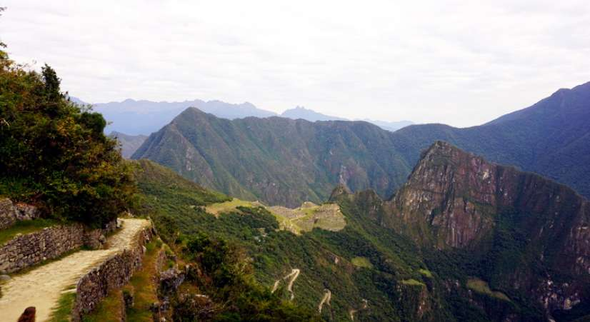 Sun Gate View Machu Picchu 2 Day Hike + Sacred Valley + Sun Gate