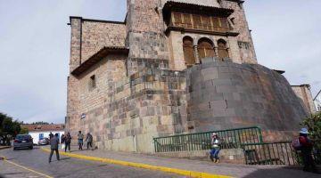 Coricancha Inca temple