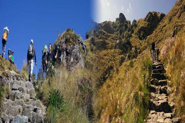 Inca Trail Trek to Machu Picchu 2020